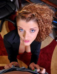 FirstClassPov - Joslyn James - Secretary Whore *December 16, 2011*