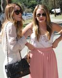 Lauren Conrad &amp;amp; Lauren Bosworth | Leaving the Veuve Clicquot Polo Match in LA | October 9 | 21 pics
