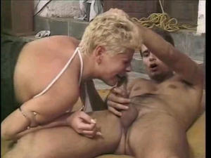 Brazilian Blonde Forced To Sex