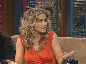 Carmen Electra - The Tonight Show with Jay Leno (2006)
