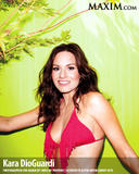 Kara DioGuardi Bikini In ~ Maxim ~ March 2010