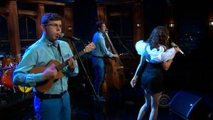 Элиза Дулиттл, фото 110. Eliza Doolittle Performing the song 'Skinny Genes', foto 110