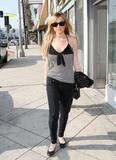 Lindsay Lohan and friend Samantha Ronson shopping in Beverly Hills, May 20 - 16HQ