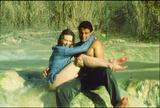 "Nicole Kidman From the set of the 1987 movie ""Un�australiana a Roma"" Foto 367 (������ ������ �� ��������� 1987 ������ ""Unґaustraliana ����"" ���� 367)"
