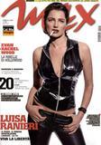 Luisa Ranieri Max 2-2009 (Italy) Foto 1 (Луиза Раньери Макс 2-2009 (Италия) Фото 1)