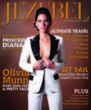 Oliva Munn ~ Jezebel ~ Magazine Cover