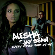Alesha Dixon  �Every Little Part of Me� artwork